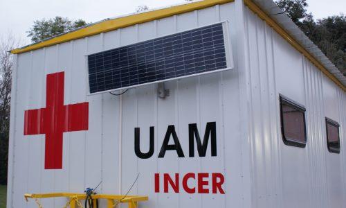 UAM Panel Solar